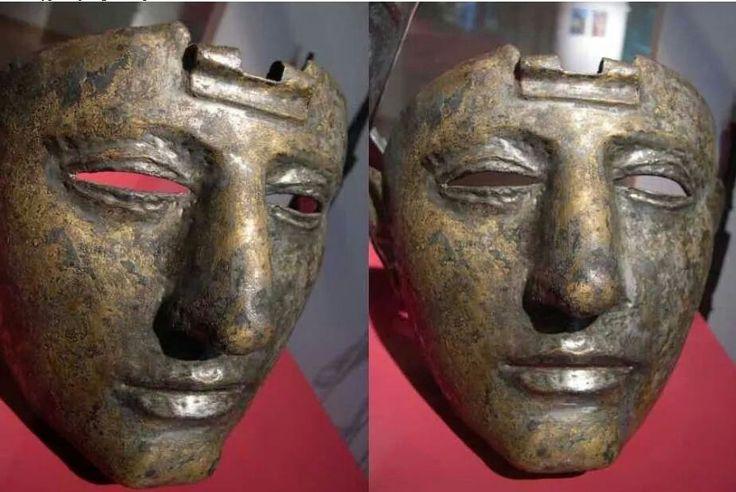 - Mascaras Romanas de Caballeria