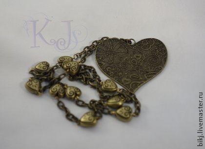 Heart! Handmade Jewelry with erdtsem.