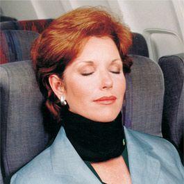 Caldera Releaf Neck Rest  - Travel Comfort - Travel Pillow - Neck Rest - Ear Plugs