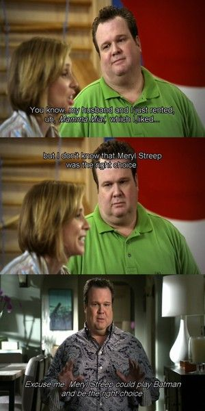 Oh Cam!Modern Families, Modernfamily, Quote, Funny, So True, Modern Family, Cam, True Stories, Meryl Streep