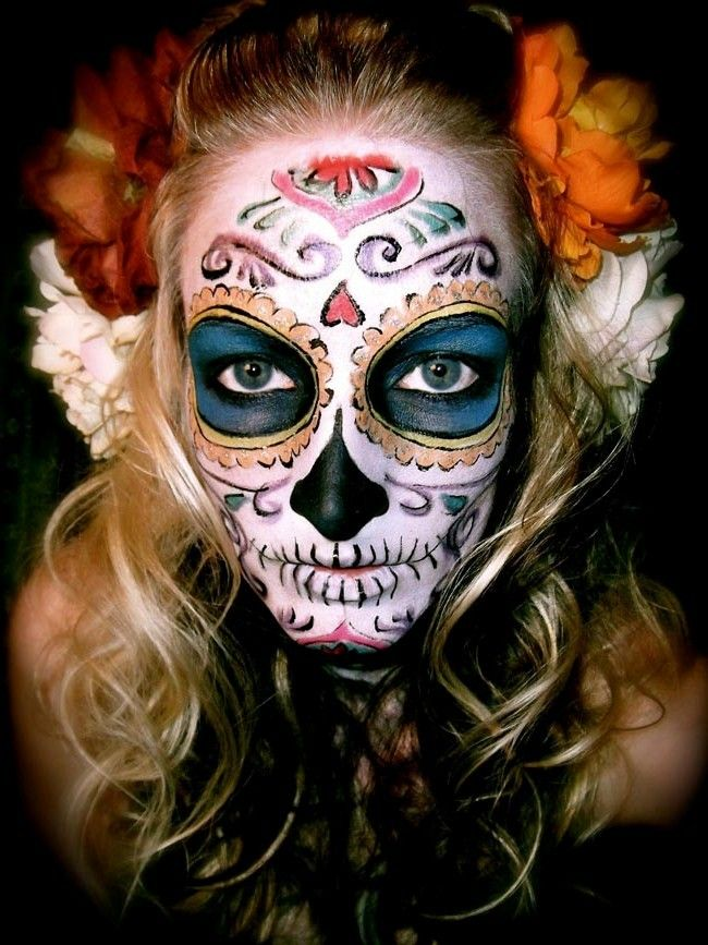 Beautiful idea for this upcoming Halloween!