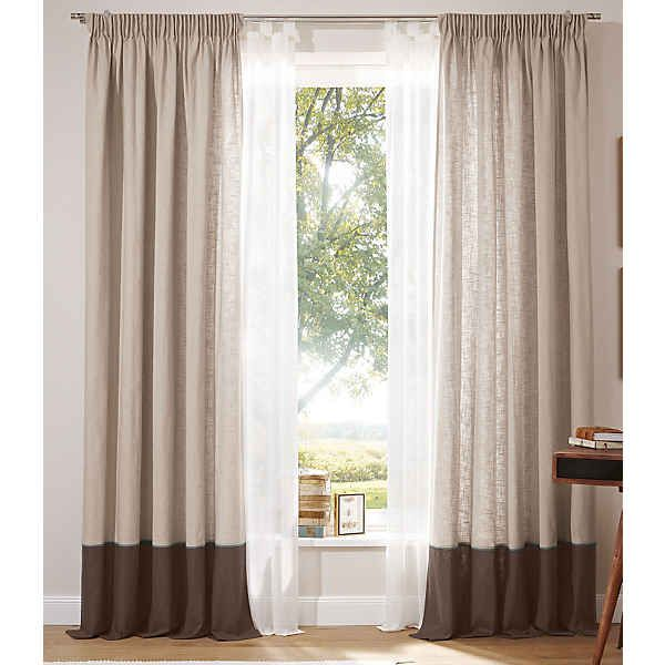 27 best Gardinen images on Pinterest Curtains, Creative and Decoration - Gardinen Landhausstil Wohnzimmer