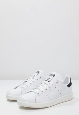 adidas originals stan smith luxe - baskets basses - white/core black
