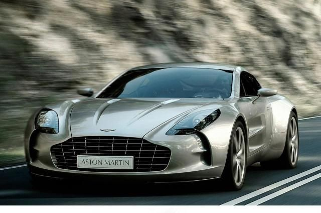 ♕ The Luxury Side of Life ♕ Aston Martin: The One