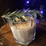 Snow Honey Cocktail