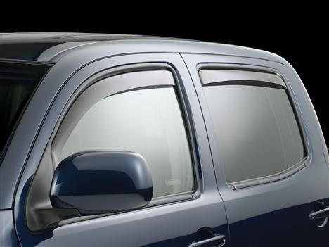 2009 Toyota Tacoma Weathertech Side Window Deflectors