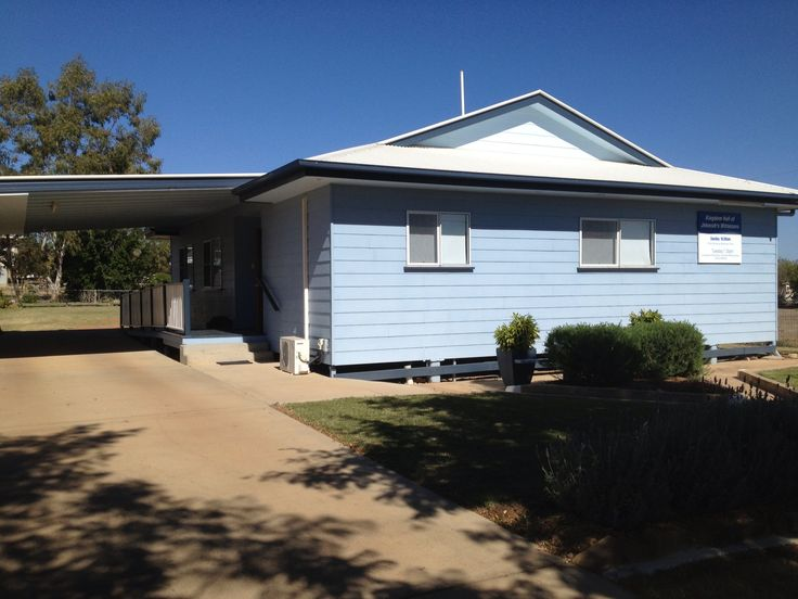 Barcaldine Kingdom Hall, Queensland, Australia