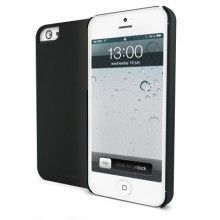Forro Muvit Soft Back iPhone 5 - Negra  Bs.F. 109,25