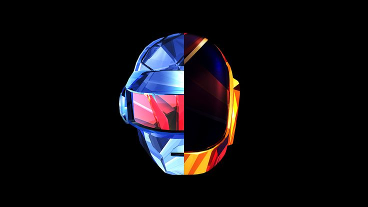 Daft Punk by Justin Maller.  My favourite facet.