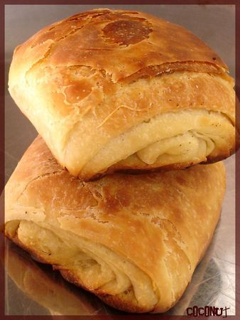 Après les CROISSANTS, les PAINS aux CHOCO ! - (French) - GROWING after the BREAD to CHOCO!