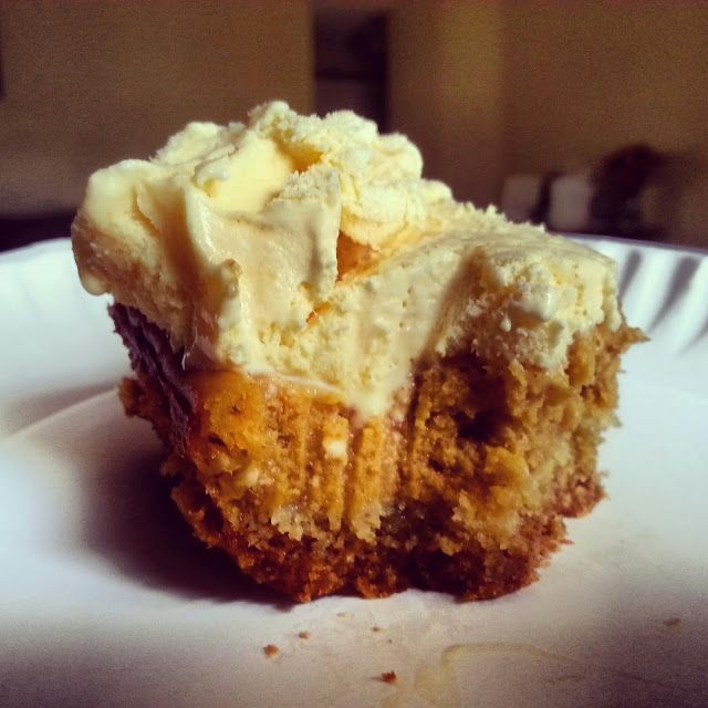 Pumpkin Gooey Butter Cake.  Great fall dessert and so easy to make.