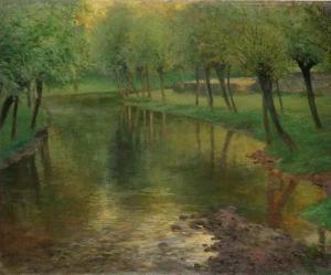 Antonin Slavicek - On The Okoř Creek