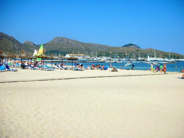 White Beach - Puerto Pollensa, Mallorca