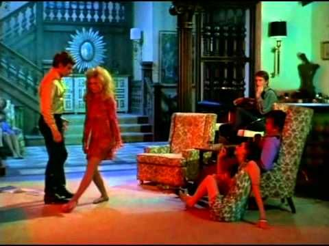 """Clip from """"Riot On Sunset Strip"""" (1967) - Mimsy Farmer's Trip"""