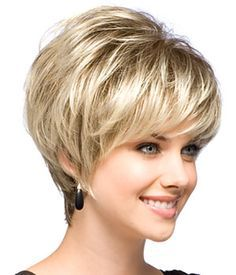 Short+Stacked+Hairstyles+for+Women+Over+50 | Wigs And Hairpieces Hairstyles For Women Over 50 Design