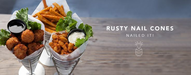 The Rusty Nail is Cape May New Jersey's iconic surfer beach bar and restaurant. Enjoy casual family dining, breakfast, lunch, dinner and live music.