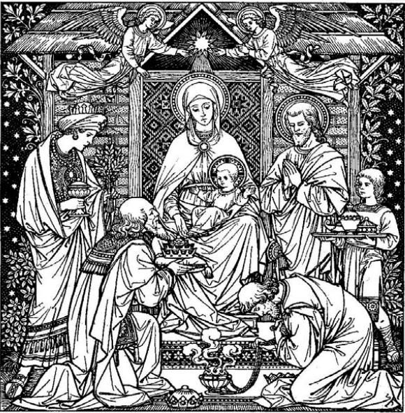 Epiphany · catholic artreligious