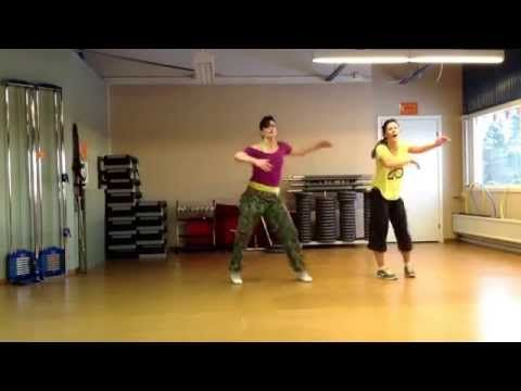 Latin Dance Fitness, Beginners 2 *NEW - YouTube