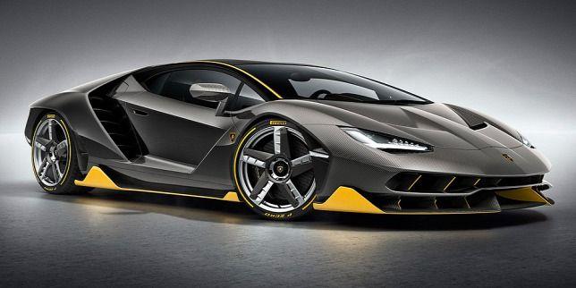 Ez a Lamborghini 542 millióba kerül, de már az összes elkelt belőle