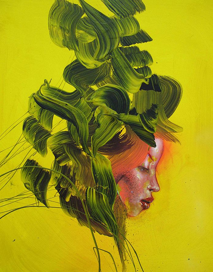 David Choe. #davidchoe http://www.widewalls.ch/artist/david-choe/