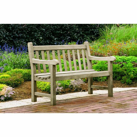 Kingsley Bate: Elegant Outdoor Furniture. St. George Bench Part 75
