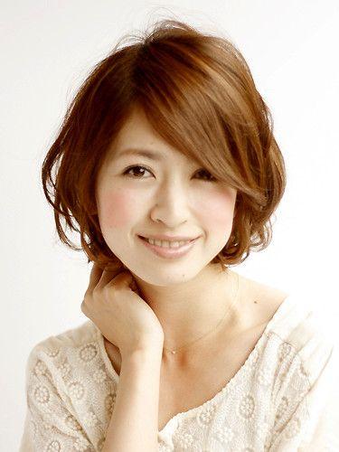 女子アナボブ2   MELANGE(メランジ)のヘアスタイル・髪型・ヘアカタログ - 美美美コム