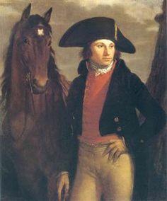 Portrait of Georges Anthony - Pierre-Paul Prud'hon