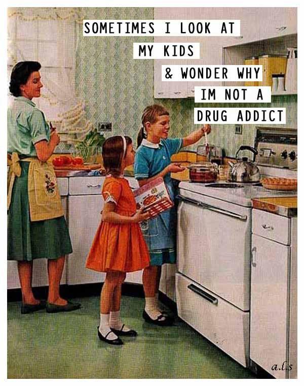 exactly....retro funny....