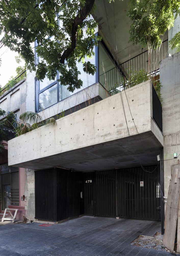 Jufre Housing Units,© Javier Agustín Rojas