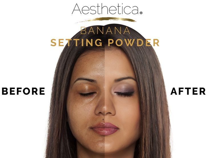 """Our setting powder comes with step-by-step instructions so you can skip any """"caught in a dust storm"""" effect and still look fresh as a daisy by the end of the day. #beauty #tutorials #beautytutorials #settingpowder"""