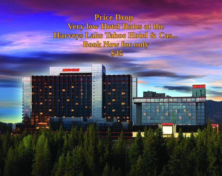 Harveys lake tahoe hotel casino stateline deal just