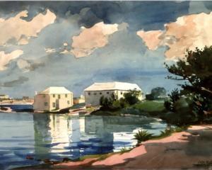 Salt Kettle, Bermuda - Winslow Homer