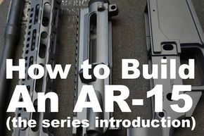 Ever wanted to build an AR-15? Wondering how to do it, or what you should expect…
