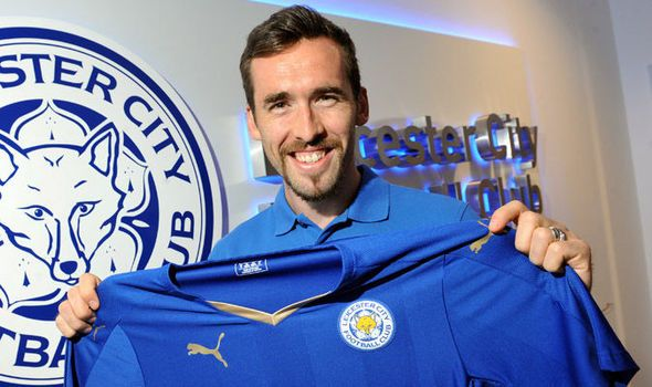 #LeicesterCity defender Christian #Fuchs want to be #NFL player