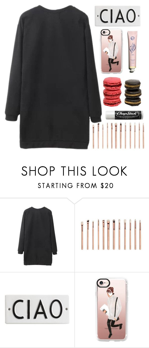 """""""follow spree/joining groups"""" by buesosanchez ❤ liked on Polyvore featuring ZOEVA, Rosanna, Casetify, Lano, Ladurée, Chapstick, bored, OhWonder, walkingcontradiction and ULTRALIFE"""