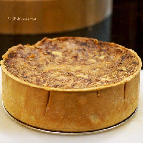 Thomas Keller's Insanely Delicious Quiche Lorraine | REMCooks