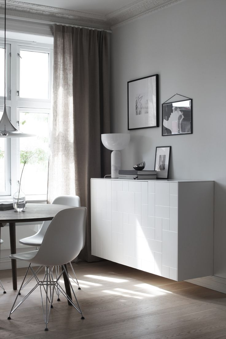 Dining area, photo and styling by © elisabeth heier