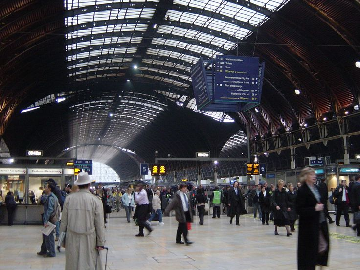 Paddington Bear's Haunt: 10 Interesting Facts and Figures about London Paddington Station You Might Now Know