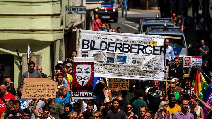 La Russie et «la guerre de l'information» au programme du groupe Bilderberg  ENCORE LES SIONISTES QUI VEULENT CONTROLER LE MONDE   ATTENTION DANGER