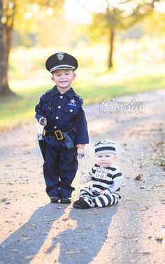 big brother little sister halloween costume ideas - Google Search