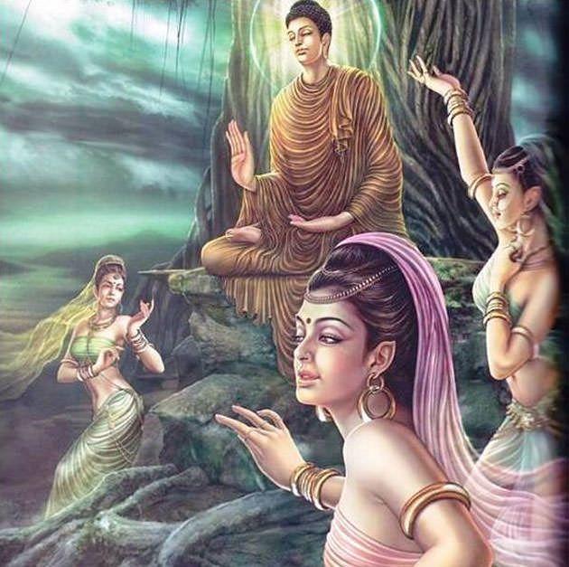 Mara – El Demonio del Budismo