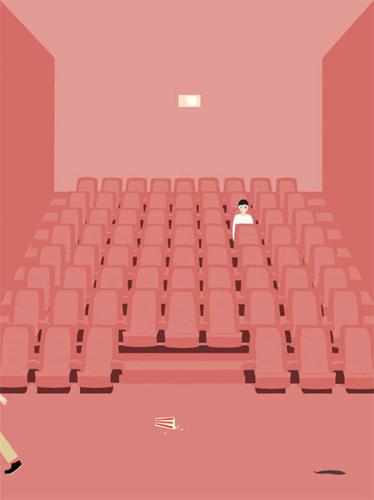Daily Scenes and Landscapes Beautiful Illustrated Posters – Peet