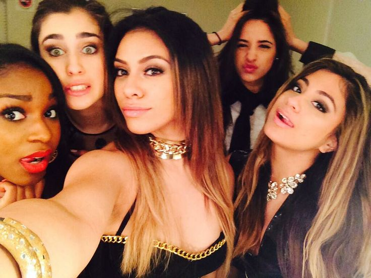 Fifth Harmony...dude they look so gorgeous in this