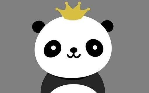 Panda Desenho Ii Imagens Fofas Para Tumblr We Heart