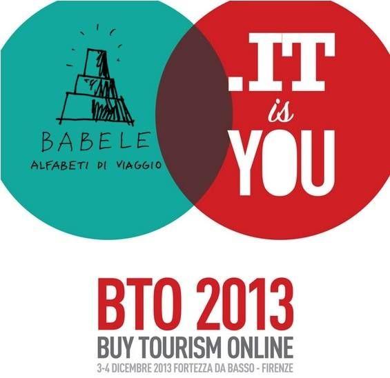 Save the date! #babelemagazine sarà al #BTO