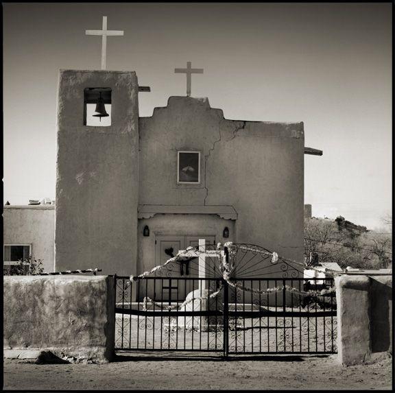 Santa Clara Pueblo, New Mexico | Shot with a Hasselblad 500cm Santa Clara Pueblo 2007