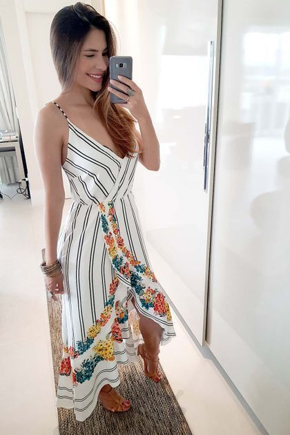 6936bd512 Modelos de vestidos simples - Vestido do dia