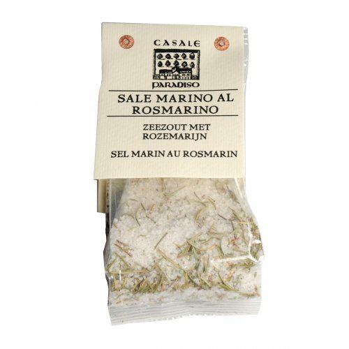 Zeezout met rozemarijn, 200 gram