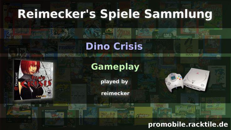 Dino Crisis - Dino Crisis