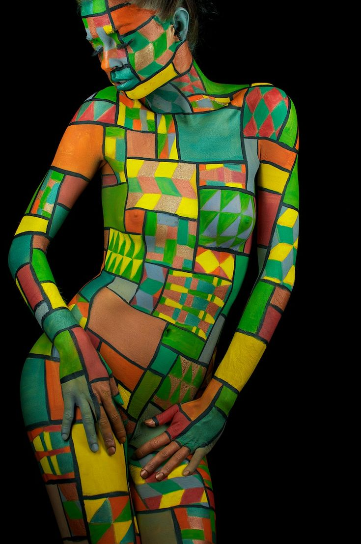 Abstract Art Bodies 132 best Faces - Foto ...
